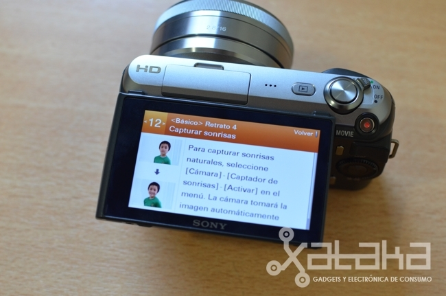 Foto de Sony NEX C3 análisis (6/16)