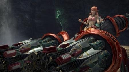 La invocación más cañera de 'Final Fantasy XIII'