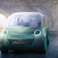 BMW MINI Vision Urbanaut: el nuevo concepto de MINI es un monovolumen donde relajarse parece más importante que conducir