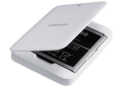 Samsung empieza a comercializar baterías que cuentan con su propio cargador