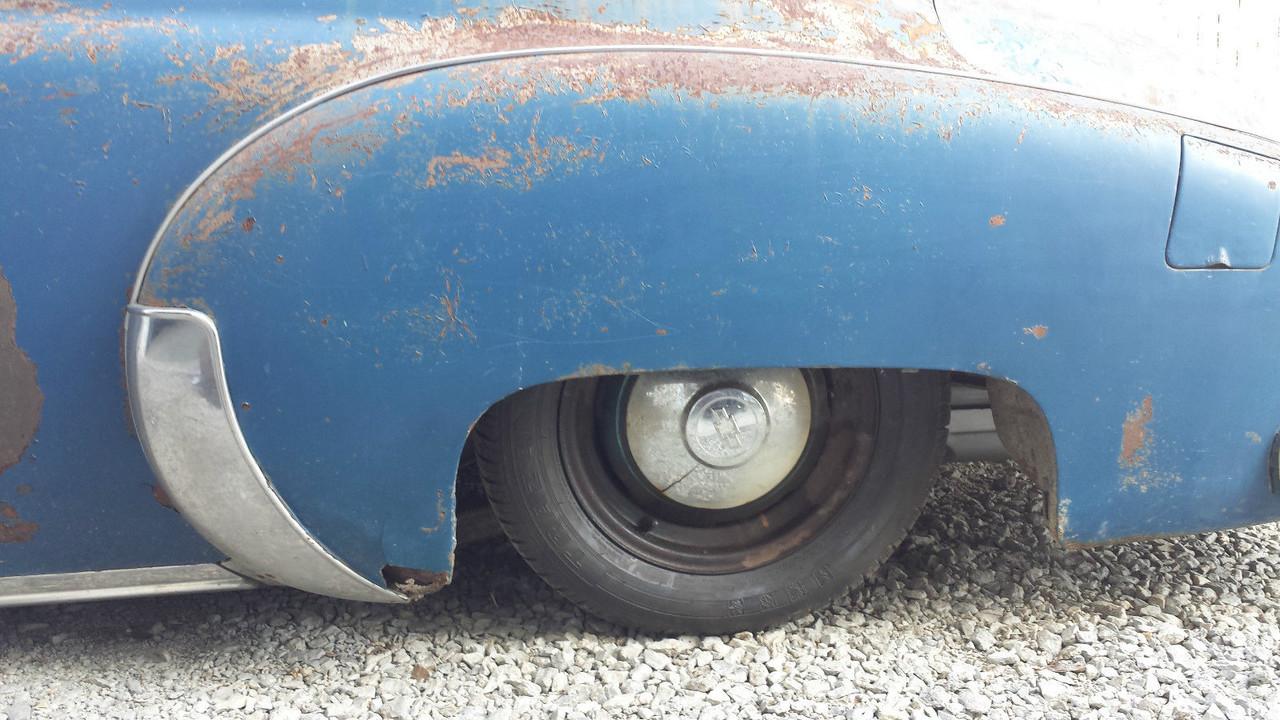 Foto de 1949 Chevrolet DeLuxe (20/22)