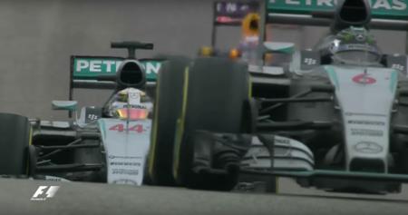 ¿Cuál fue la mejor carrera de la Fórmula 1 en 2015?