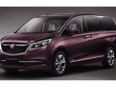 Buick presenta el primer modelo de su submarca Avenir y es... ¿una minivan?