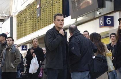 'El Ultimátum de Bourne', culminando en lo más alto