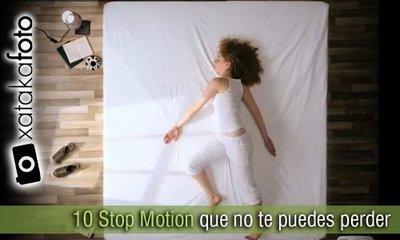 10 vídeos en Stop Motion que no te puedes perder