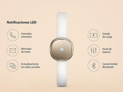 Pulsera de actividad Samsung Gear Charm por 19,53 euros en Amazon