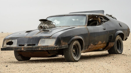 Interceptor V8, o Pursuit Special, de 'Mad Max'