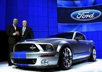 Presentación en Nueva York del Shelby Mustang GT500KR