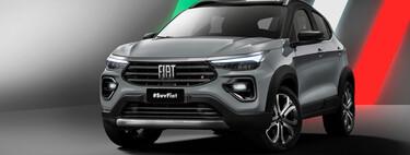 El B-SUV de Fiat para Latinoamérica está casi listo: presenta sus fotos oficiales, pero no un nombre