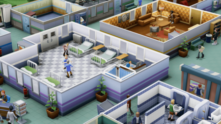 Two Point Hospital 05