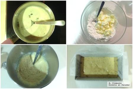cake datiles y jengibre