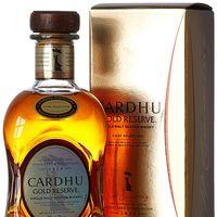Atención: la botella de 700 ml de Cardhu Gold Reserve está en Amazon por 23,94 euros