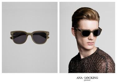 Ana Locking Eyewear. Complementos que no te la juegan; las gafas