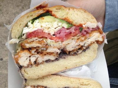 Los 15 mejores sandwiches de América