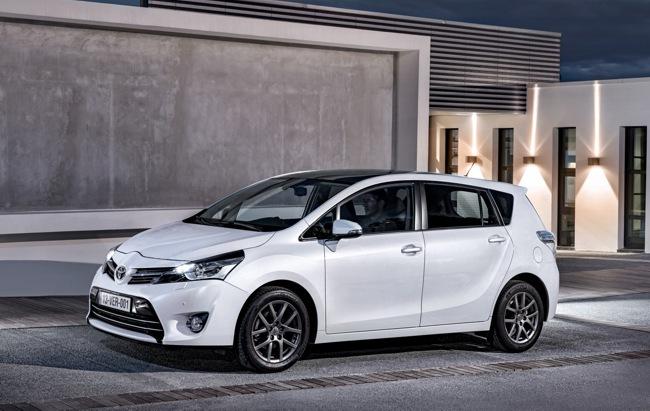 Toyota Verso 2013 05