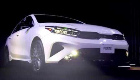 Así luce el KIA Forte 2022: la marca lo revela como primicia en México