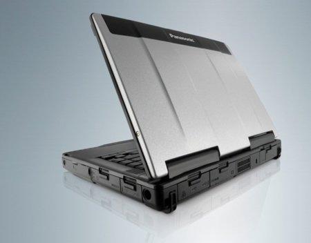 Panasonic también actualiza sus portátiles más duros