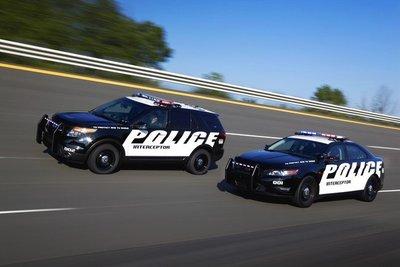 Ford pelea con Chevrolet y Dodge por el control del mercado de coches policiales