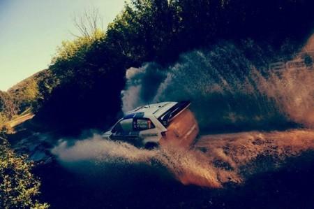 Las mejores imágenes del Rally de Portugal