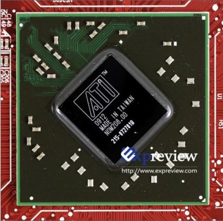 ATi RV740 GPU