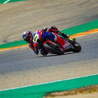 El primer podio de Álvaro Bautista con la Honda CBR1000RR-R disparó las audiencias de Superbikes en España
