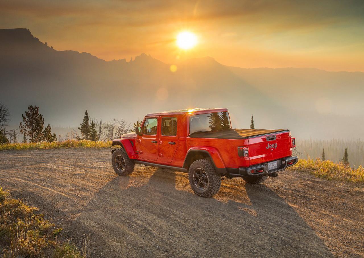 Foto de Jeep Gladiator 2020 (32/51)