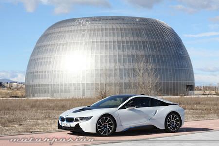 BMW i8, prueba (parte 2)