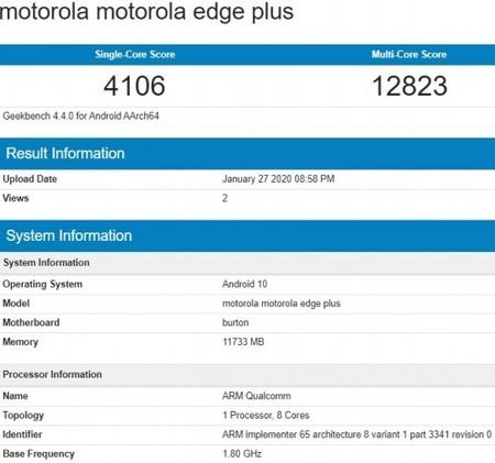 Moto Edge Plus
