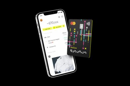 Rebellion app y tarjeta