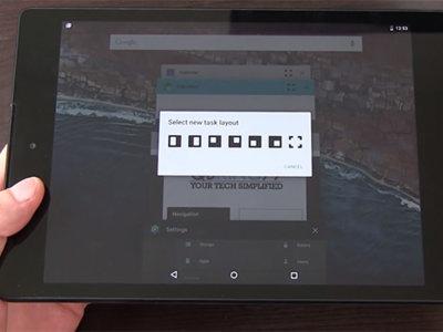 La multiventana podría llegar con Marshmallow, concretamente en junio con la versión 6.1