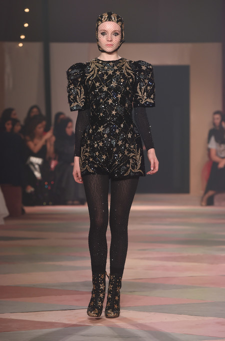 Dior Haute Couture Spring Summer2019 Dubai Look 73