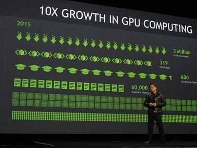 NVIDIA, de la industria de los videojuegos a referente del Deep Learning