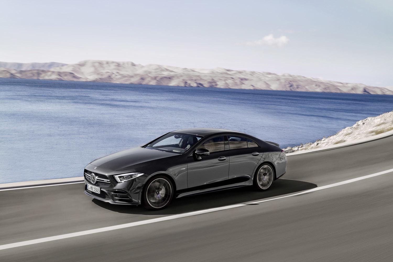 Foto de Mercedes-AMG CLS 53 4Matic+ (2/20)