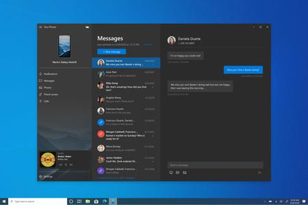 Windows 10 ya permite controlar desde tu PC la música que se reproduce en tu móvil dentro de cualquier app