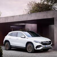 El Mercedes-Benz EQA eléctrico más potente ya tiene precio, y sólo sale 2.700 euros más caro que el GLA de gasolina