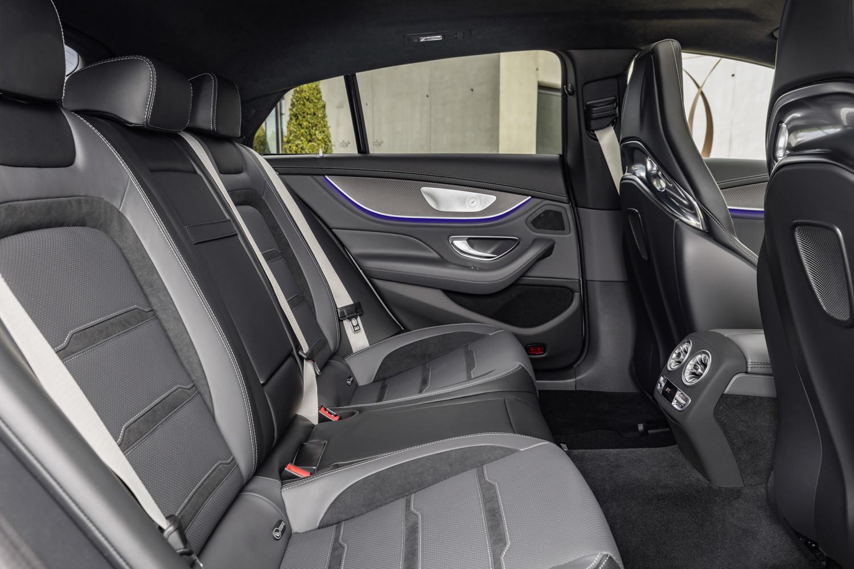 Foto de Mercedes-AMG GT (4 puertas) (17/40)