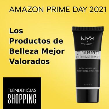 27 productos de belleza mejor valorados en Amazon en oferta hoy por el Prime Day