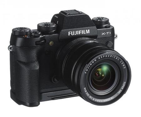 Fujifilm X-T1, todos los detalles de la CSC todoterreno con visor electrónico OLED