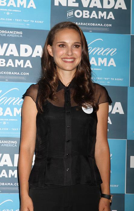 Natalie Portman cambio de look