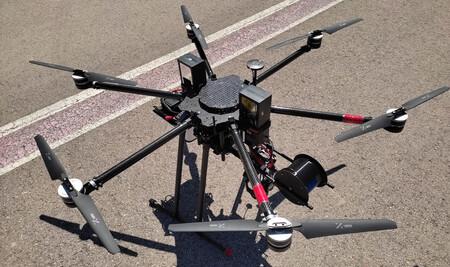 Vodafone Dron 02