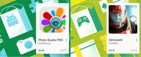 Oferta de la semana en Google Play: Photo Studio PRO y Xenowerk rebajados a 0,10 euros