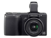 Ricoh GX200, potente compacta para usuarios avanzados