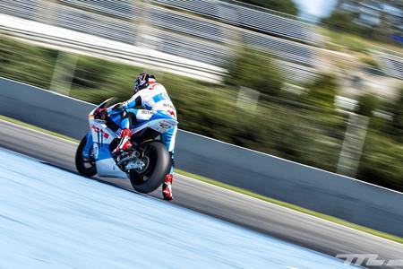 Así fueron los test de Moto2 y Moto3 de Jerez, desde dentro en 30 imágenes