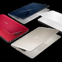 Las nuevas portátiles ASUS X Series 2015 son más potentes y traen USB-C