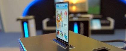 """Pantalla Samsung de """"doble cara"""""""