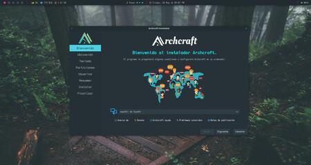 Install Archcraft