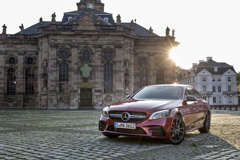 Foto de Mercedes-Benz Clase C 2018, toma de contacto (181/255)