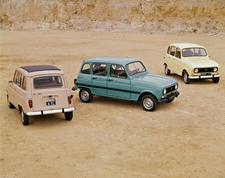 Confirmado: el Renault 4L volverá como coche eléctrico, se llamará 4Ever y lo veremos en 2025