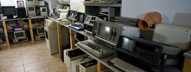 Más de 300 joyas de la informática en un rincón de Cáceres: así es el Museo de Historia de la Computación