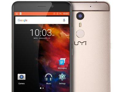 Venta Flash: Umi Max 4G, con 3GB de RAM, por 128 euros